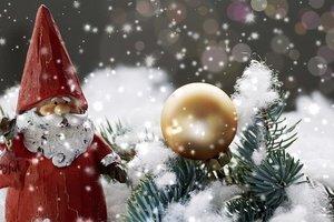 В Мелитополе готовятся к Новому году - начали ставить елку