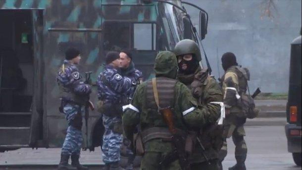 Плотницкий оставил воглаве МВД ЛНР приверженцев уволенного Корнета