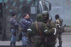 Шкиряк: В Луганск зашли боевики Захарченко и российские войска