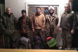 В зоне ЧАЭС задержали якобы заблудившихся иностранцев