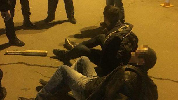 В Виннице правоохранители оперативно задержали грабителей. Фото: facebook.com/patrolpolice.gov.ua