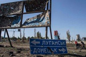 В штабе АТО прогнозирует всплеск потока беженцев из-за ситуации в Луганске