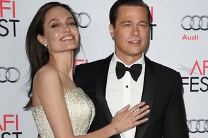 Brad pitt proposed angelina Jolie half of his fortune over custody of the children