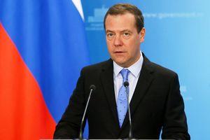 Медведеву пришлось оправдываться перед Земаном из-за статьи о Чехии