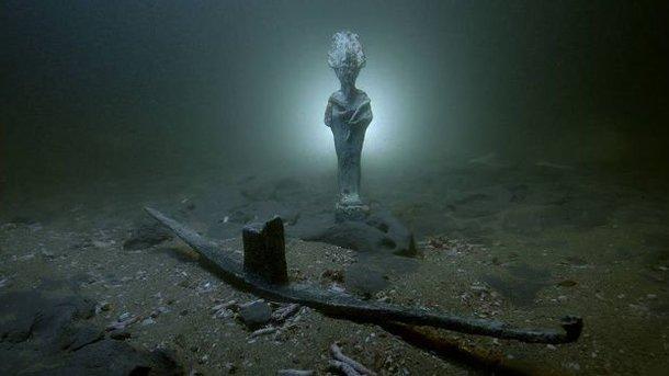 Археологи отыскали остатки кораблей времен Римской империи&nbsp