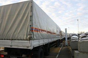 Очередной гумконвой на Донбасс: в России пообещали разрешить таможенный досмотр на границе