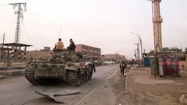 «Хамство высшей категории». В государственной думе прокомментировали решение США остаться вСирии
