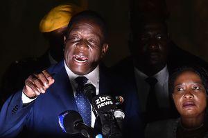 Будущий президент Зимбабве пообещал стране новую демократию