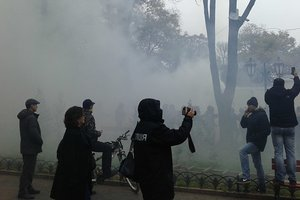 В Одессе начали задерживать участников драки в Летнем театре