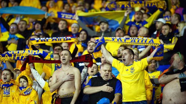 Сборная Украины опустилась на5 позиций врейтинге ФИФА