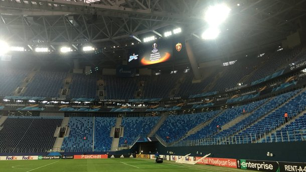 «Зенит» ждет наматче с«Вардаром» до45 тыс. болельщиков