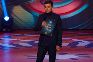 Vladimir Zelensky emotionally spoke about the ban of the series
