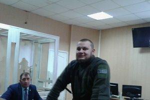 Одесского активиста арестовали на два месяца за акцию в Летнем театре