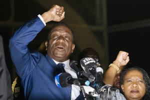 Оппозицию Зимбабве не пригласили на инаугурацию нового президента