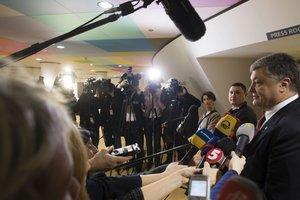 В Брюсселе Порошенко планирует провести более десяти встреч с лидерами ЕС
