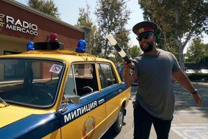 """Видеошок: американцы протестировали полицейскую """"Копейку"""""""