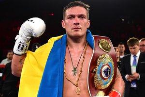 Бой Усика против Бриедиса в Украине не состоится