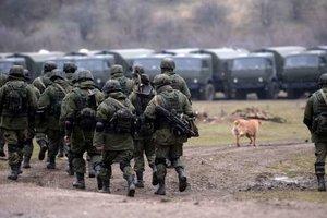Турчинов: Россия увеличила военный контингент на Донбассе