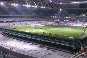 Умопомрачительная арена, на которой состоится финал Кубка Дэвиса