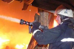 Во Львове горел жилой дом: эвакуировали около 30 жильцов