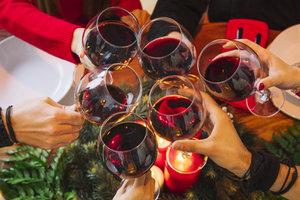 Пять веских причин пить красное вино