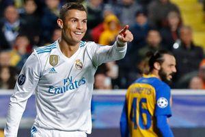 Болельщики признали Роналду лучшим в Лиге чемпионов