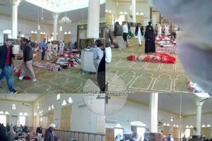 В Египте теракт унес жизни 115 человек