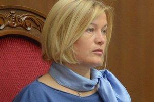 Ирина Геращенко уточнила количество пленных украинцев, которых удерживают в ОРДЛО