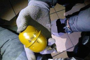 В центре Запорожья мужчина с гранатой грозился взорвать кафе