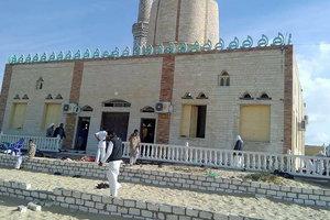 Боевиков, устроивших теракт в Египте, уничтожили с помощью беспилотников