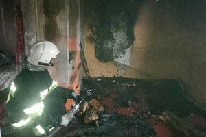 Пожар в Хмельницкой области: погиб младенец, еще одна девочка в реанимации