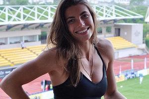 Красавица-спортсменка Марина Бех восхитила фигурой в купальнике