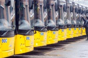 Как будет ходить транспорт в Киеве в связи с Днем памяти жертв Голодомора (схема)