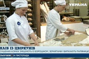 В Финляндии начали продавать хлеб из насекомых