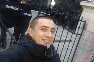 """В Одессе задержали экс-лидера """"Правого сектора"""""""