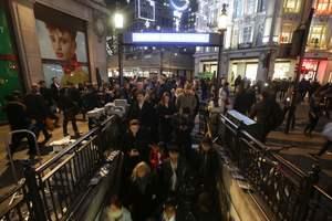 В Лондоне сообщили о стрельбе в метро