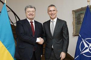 Партнерство Украины и НАТО прочное и надежное - Столтенберг
