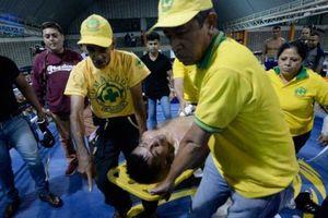 В Сальвадоре боксер умер из-за нокаута во время боя