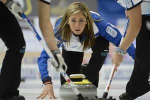 Женский Евро-2017 по керлингу выиграла Шотландия