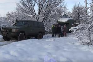 Как радуются украинской армии: видео из освобожденных поселков на Донбассе