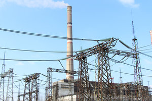 ТЭС ДТЭК заметно увеличили производство электроэнергии