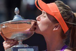 Украина - лидер по количеству побед в турнирах WTA в сезоне