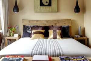 Fresh ideas for interior small bedrooms