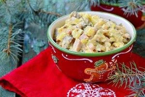 """Индекс """"Оливье"""": новогодний салат в Украине резко подорожал"""
