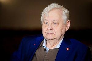 Олег Табаков умер в Москве
