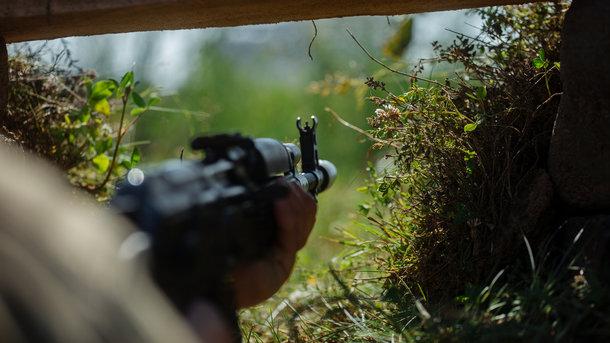 Засутки умер один боец ВСУ, двое ранены— Обстановка вДонбассе