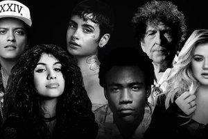 Названы номинанты премии Grammy Awards-2018