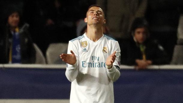 «Реал»— «Фуэнлабрада»: «заряжаем» наголы впервом тайме