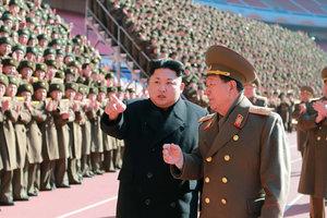 Южная Корея сообщила о запуске КНДР баллистической ракеты