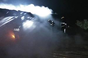 Под Киевом пожарные спасли две тысячи цыплят